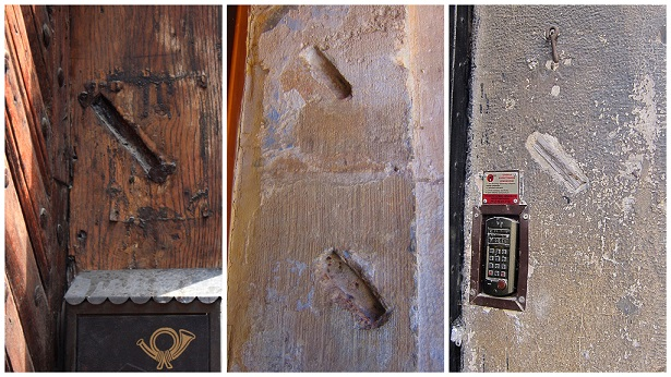 ... or maybe out of ignorance these slots have not been covered in the 70 plus years that have passed since the destruction of Lvivu0027s Jewish heritage. & Jewish Traces in Lviv: Mezuzah Scars u2013 Forgotten Galicia